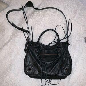 Balenciaga motorcycle bag